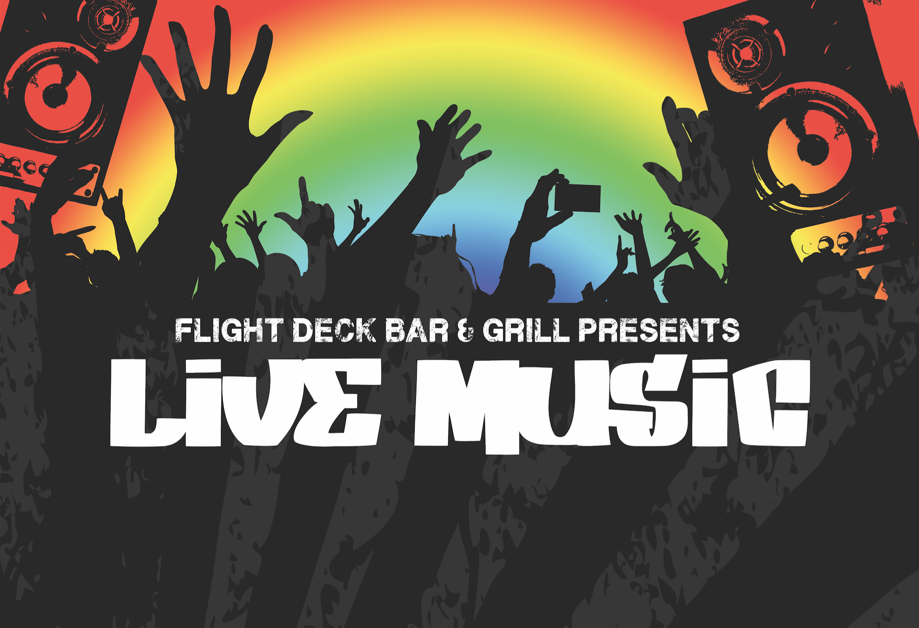 Live Music The Flight Deck Bar Amp Grill At Csc Rochelle Il